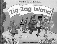 Cover of the book Zig-zag island: island cassette (cassette)