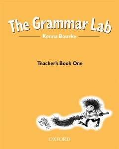 Cover of the book The grammar lab: teacher's book 1