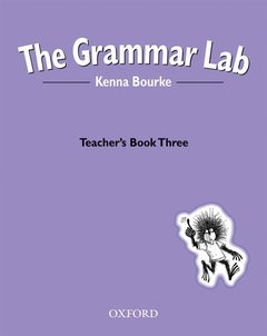 Cover of the book The grammar lab: teacher's book 3