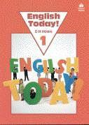 Cover of the book English today! 1: 1 pupil's book