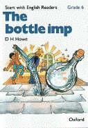 Cover of the book Start with english readers: grade 6 the bottle imp cassette (cassette)