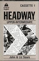 Cover of the book Headway, part 2 : upper intermediate (set of 2 cassettes)