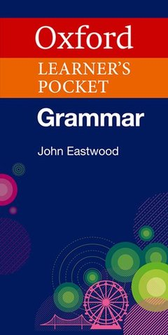 Cover of the book Oxford learner's pocket grammar