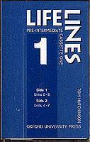 Cover of the book Lifelines pre-intermediate: pre-intermediate class cassettes (2) (cassette)