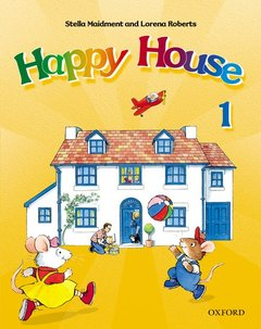 Cover of the book Happy house 1: class book