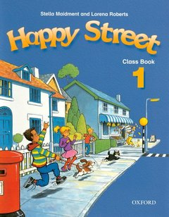 Cover of the book Happy street 1: 1 class book