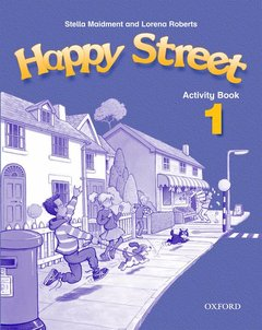 Cover of the book Happy street 1: 1 activity book