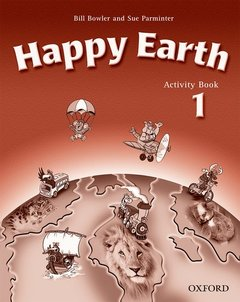 Cover of the book Happy earth 1: activity book