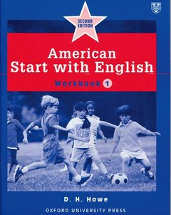 Cover of the book American start with english 1: 1 workbook 2/e