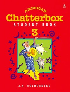 Cover of the book American chatterbox 3: 3 student book