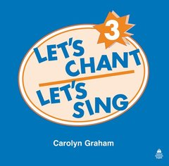Cover of the book Let's chant, let's sing 3: 3 compact disc (cd-rom)