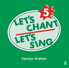 Cover of the book Let's chant, let's sing 4: 4 compact disc (cd-rom)