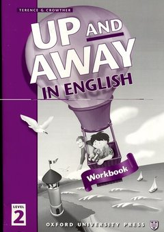 Cover of the book Up and away in english 2: 2 workbook
