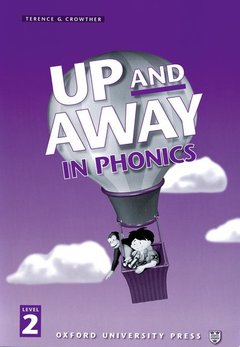 Cover of the book Up and away in phonics 2: 2 phonics book