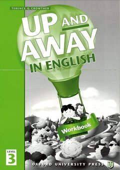 Cover of the book Up and away in english 3: 3 workbook