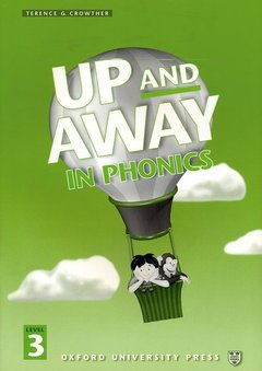 Cover of the book Up and away in phonics 3: 3 phonics book