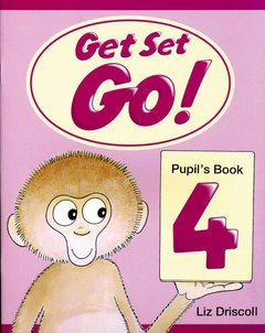 Cover of the book Get set - go! 4: 4 pupil's book