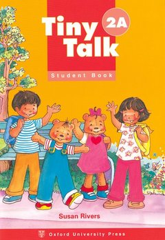 Cover of the book Tiny talk 2: 2 student book a