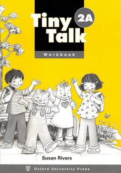 Cover of the book Tiny talk 2: 2 workbook a