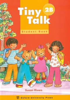 Cover of the book Tiny talk 2: 2 student book b