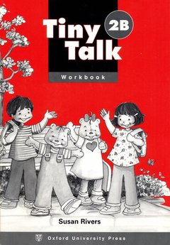 Cover of the book Tiny talk 2: 2 workbook b