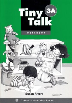 Cover of the book Tiny talk 3: 3 workbook a