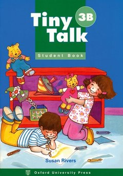 Cover of the book Tiny talk 3: 3 student book b