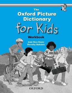 Cover of the book The oxford picture dictionary for kids: workbook