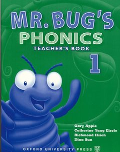 Cover of the book Mr bug's phonics 1: 1 teacher's book