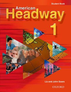 Cover of the book American headway 1: student book