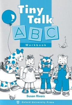 Cover of the book Tiny talk abc workbook: abc workbook
