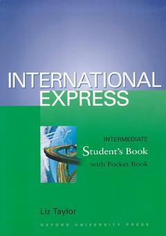 Cover of the book International express intermediate, student's book