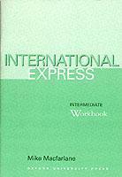 Cover of the book International express intermediate, work book