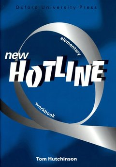 Cover of the book New hotline elementary: elementary workbook