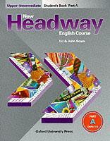 Cover of the book New headway upper-intermediate: upper-intermediate student's book a