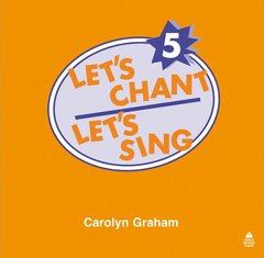 Cover of the book Let's chant, let's sing 5: 5 compact disc (cd-rom)