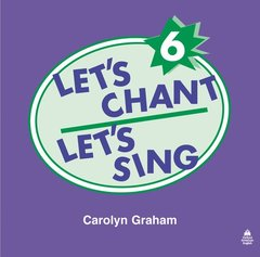 Cover of the book Let's chant, let's sing 6: 6 compact disc (cd-rom)