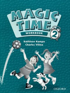 Cover of the book Magic time 2: workbook