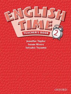 Cover of the book English time 2: teacher's book
