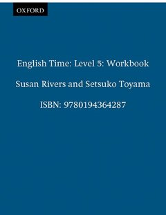 Cover of the book English time 5: workbook