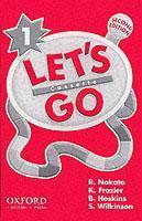 Cover of the book Let's go 1: 1 cassette 2/e (cassette)