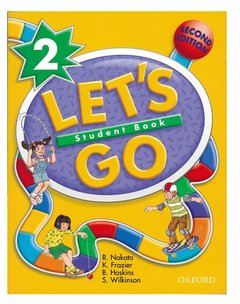 Cover of the book Let's go 2: 2 student book 2/e