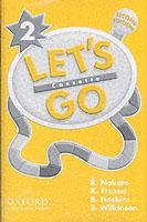 Cover of the book Let's go 2: 2 cassette 2/e (cassette)