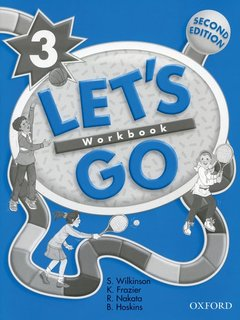 Cover of the book Let's go 3: 3 workbook 2/e