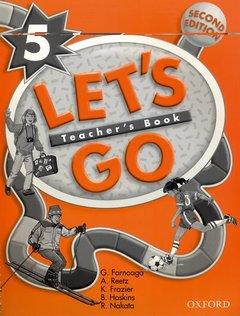 Cover of the book Let's go 5: 5 teacher's book 2/e