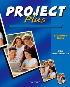 Cover of the book Project plus: student's book