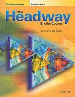 Cover of the book New Headway pre intermediate : student's book A and B