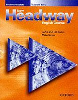 Cover of the book New headway pre-intermediate: pre-intermediate teacher's book