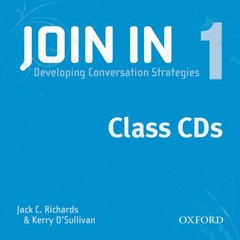 Cover of the book Join in 1: class audio cds (2)
