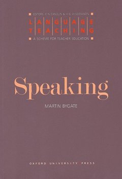 Cover of the book Speaking